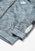Nike - Nkb taping tricot set - grey & white