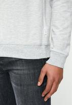 Ben Sherman - Ben sweatshirt crew - grey