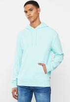 Levi's® - Graphic pullover hoodie - blue