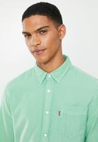 Levi's® - Classic 1 pocket standard shirt - green