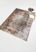 Hertex Fabrics - Shafiq rug - earth