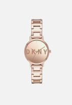 DKNY - The modernist - rose gold