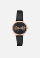 DKNY - The modernist - rose gold