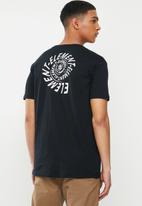 Element - Frisco short sleeve tee - black