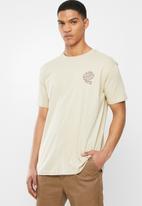 Element - Frisco short sleeve tee - neutral