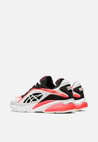 ASICS - Gel-infinity micro - black/sunrise red