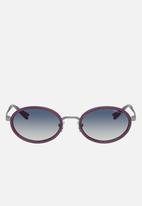Vogue - Vogue 0vo4167s 548/4l 48 - light grey gradient blue av