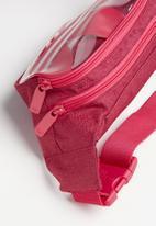 adidas Originals - Essential waistbag - power pink & black