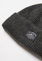 Billabong  - Adiv beanie - black