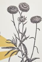 Hertex Fabrics - Faiche framed art work - 45x65