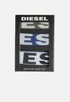 Diesel  - Umbx-shawnthreepack boxer 3pack - multi1