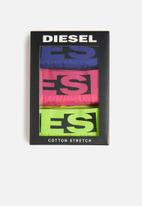 Diesel  - Shawn 3 pack boxers - multi