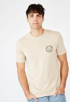 Cotton On - Tbar souvenir T-shirt - pearl