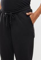 Missguided - Maternity 90s jogger - black