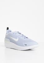 Nike - Amixa - ghost/summit white-white-black