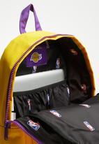 Herschel Supply Co. - Settlement - backpacks - LA Lakers - yellow & purple