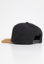 Billabong  - Mixed snapback - black