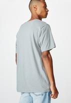 Cotton On - Tbar urban T-shirt - grey