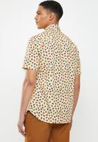 Mami Wata - Bananas regular fit shirt - multi