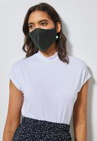 Superbalist - 3 Pack face masks - multi