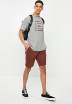 Quiksilver - Wshort fixed - red
