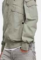 G-Star RAW - Haworx bomber jacket - grey