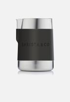 Barista & Co - Shortly milk jug 600ml - steel