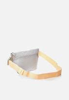 adidas Performance - Waist bag  - grey & yellow