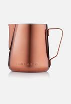 Barista & Co - Core milk jug 420ml - copper