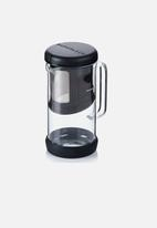 Barista & Co - Onebrew coffee & tea infuser - black