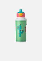 Mepal - Pop-up drinks bottle - lama - green