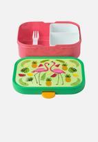 Mepal - Campus lunch box - tropical - green
