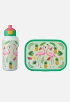 Mepal - Pop-up drinks bottle - tropical - green