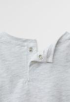MANGO - Voyage T-shirt - light grey