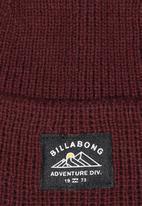 Billabong  - Adiv beanie - rust