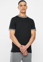 Brave Soul - Galway T-shirts - black