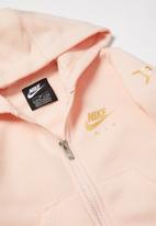 Nike - Nkg g nsw nike air flc fz - echo pink