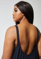 Superbalist - Easy fitting jumpsuit - navy