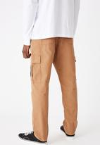 Cotton On - Cargo pant - biscuit ripstop