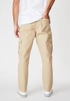 Cotton On - Cargo pant - sand ripstop