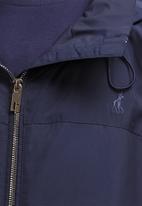 POLO - Hanna rain jacket/parka - navy