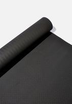 Typo - Yoga mat - black