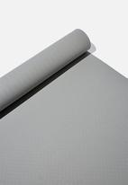 Typo - Yoga mat - grey