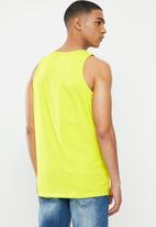 DC - Circle star vest - yellow