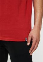 DC - Star vest - red