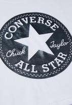 Converse - Converse ctp foil boxy tee - white