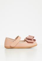 POP CANDY - Girls bow strap pump - pink