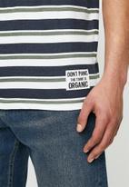 Brave Soul - Fig T-shirts - multi