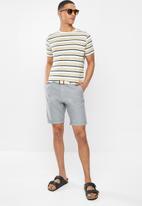 Brave Soul - Cantley shorts - grey