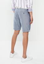 Brave Soul - Cantley shorts - blue